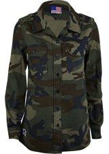 Army jakker til kvinder