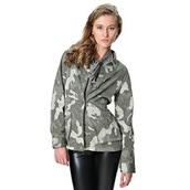 Army jakke kvinde
