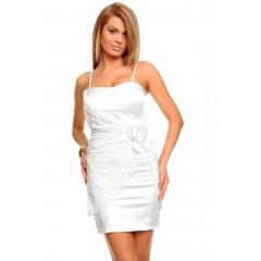 Sommerkjole hvid