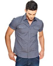 Kortærmet skjorte mand