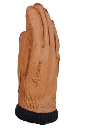 Hestra handsker skind