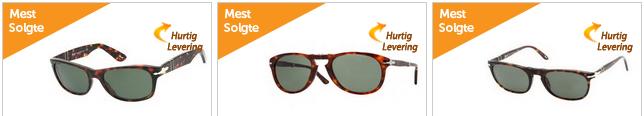 Persol solbriller tilbud