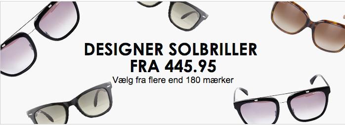 billige designer solbriller