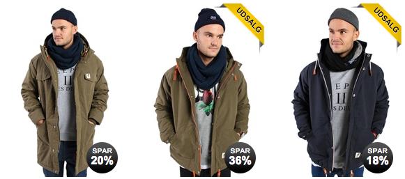streetwear jakker mænd