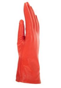 lange læderhandsker