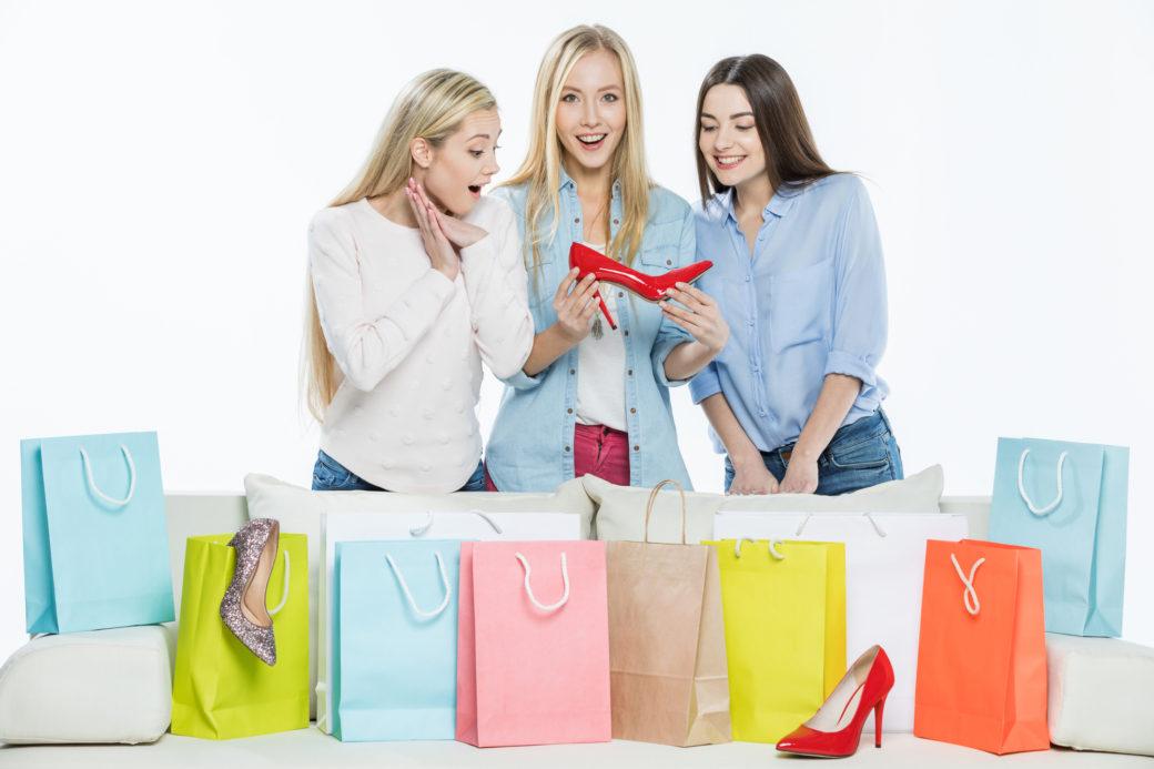Tøj shopping