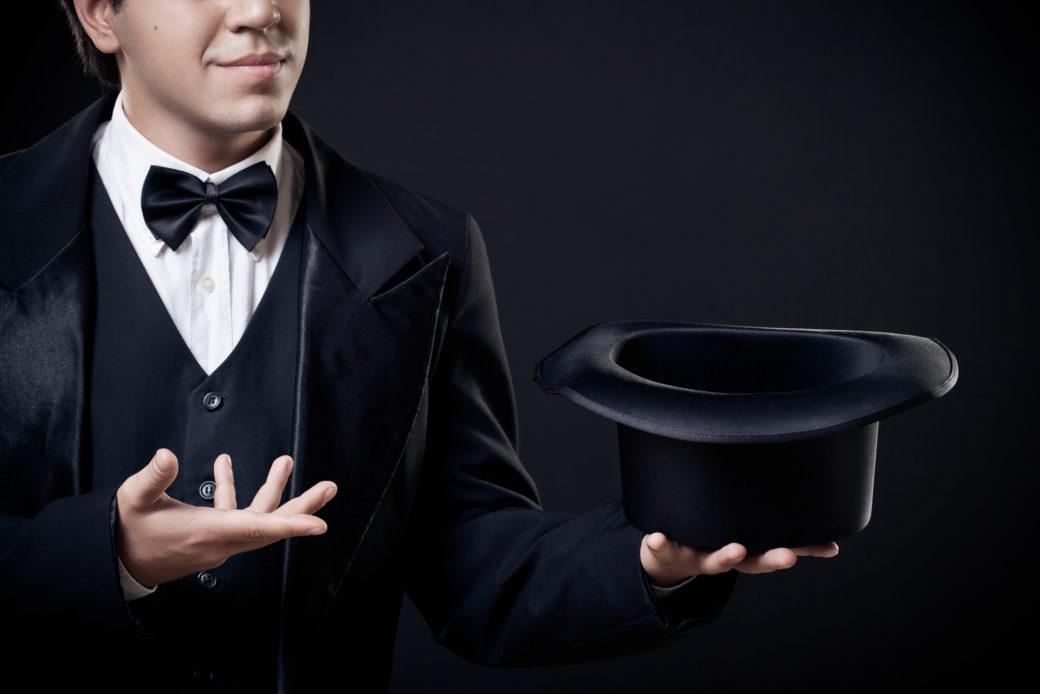 Tryllekunstner