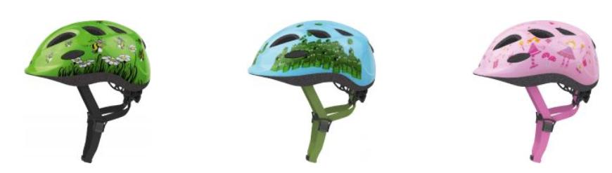 cykelhjelme til børn