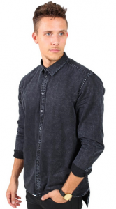 skjorter til mænd minimum